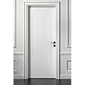 04 porte interne legno stile inglese apertura a battente porte in offerta online shabby ROMA 3