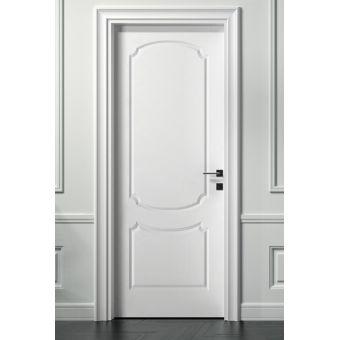 24 porta interna a libro shabby e porte interne offerte classica online bianche ROMA 5