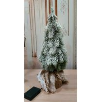 ALBERO NATALIZIO NORDICO SHABBY e COUNTRY CHIC con LUCE LED