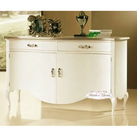 Credenza Provenzale Bianco Shabby Pictures to pin on Pinterest