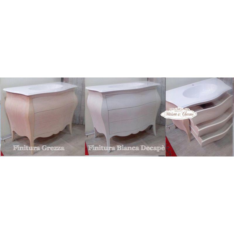 Mobile Bagno ROMA 1 Shabby Mobili Bagno