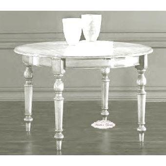 tavoli shabby chic mobili in stile provenzale online - Tavolo Cucina Rotondo
