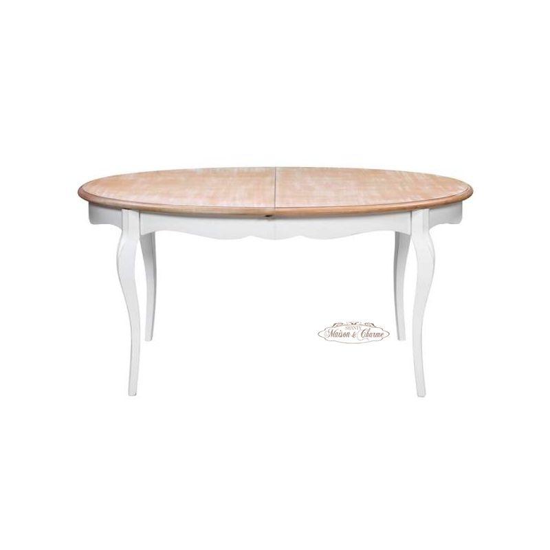 Tavolo ovale roma b shabby chic tavoli - Tavolo shabby ...