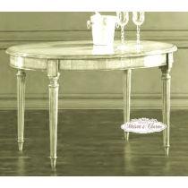 Tavolo Ovale ROMA E Shabby Chic