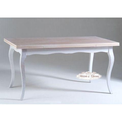 Tavolo rettangolare roma d shabby chic tavoli - Tavolo shabby chic ...