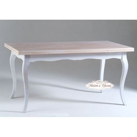 Tavolo rettangolare roma d shabby chic tavoli for Tavoli shabby chic usati