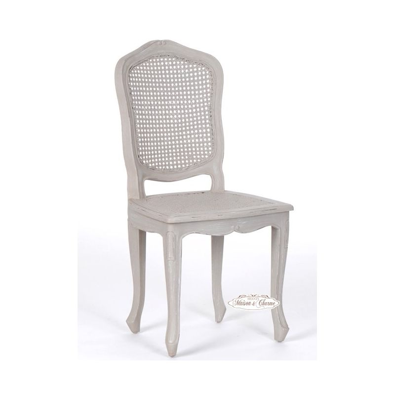 Sedia sol shabby sedie e poltrone for Sedia design paglia di vienna