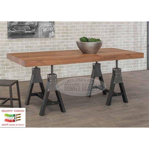 MOBILI INDUSTRIAL & URBAN CHIC ROMA : arredamento in legno e metallo ...