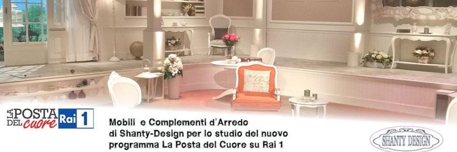 Arredamento shabby chic provenzale e mobili country for Arredo provenzale on line