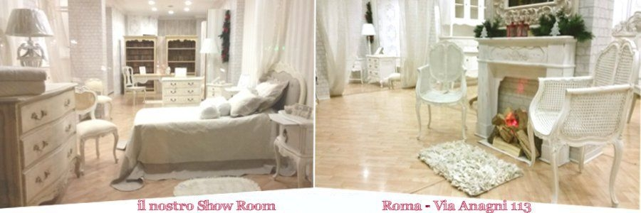 Arredamento shabby chic provenzale e mobili country for Arredamento country roma