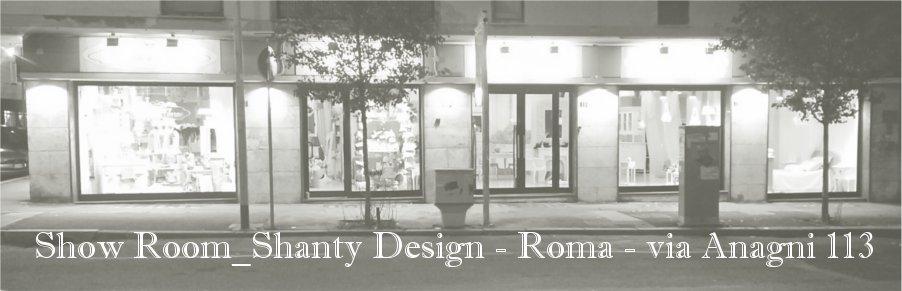 Negozio arredamento shabby chic roma shanty design for Mobili provenzali grezzi