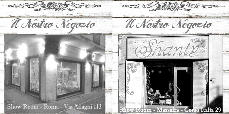 Negozio Shabby Chic Roma
