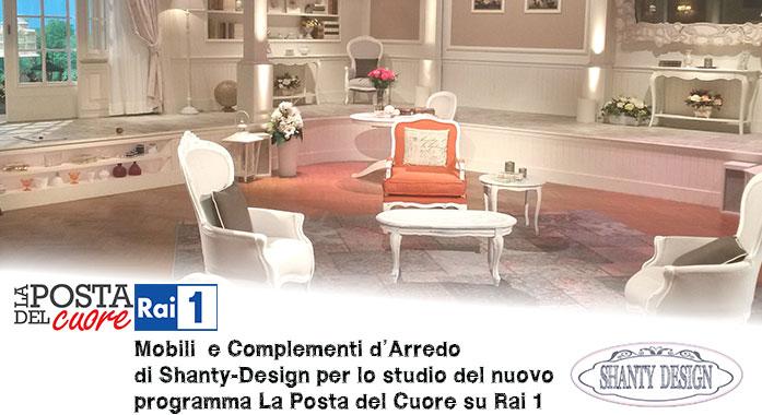 La Posta del Cuore Shanty-Design mobili Shabby Chic