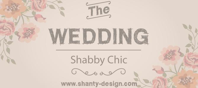 Matrimonio in Stile Shabby Chic